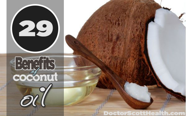 29 Health Benefits of Coconut Oil