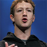 Mark Zuckerberg has not responded publicly about concerns over Eli Pariser's scathing comments