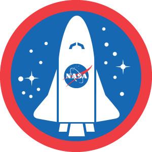 nasa shuttle logo - photo #2
