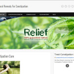 Natural Remedy for Constipation is an educational website providing information on constipation and how to maintain proper bowel health
