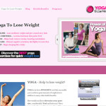 Yoga to Lose Weight - A website within the Doctor Scott Health Network