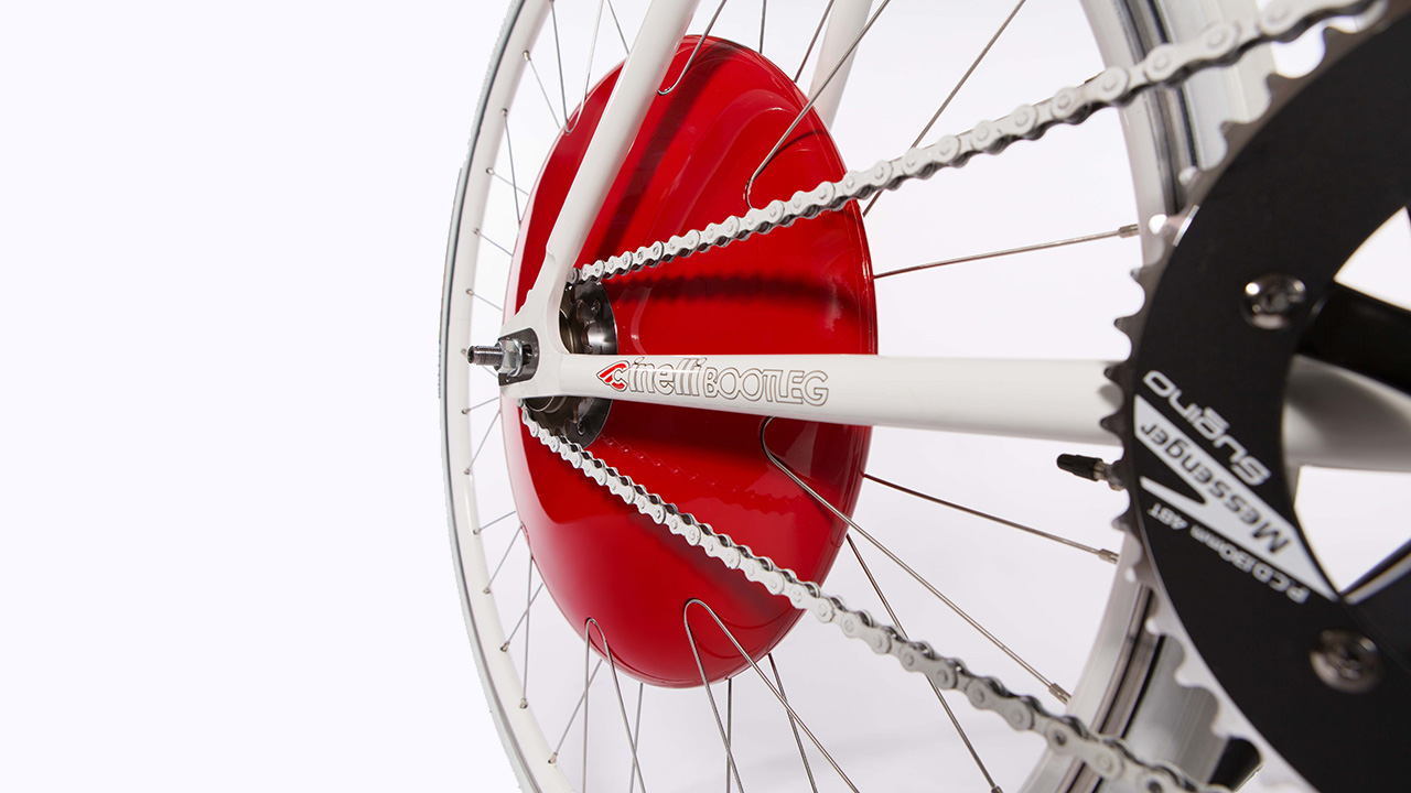 Copenhagen Wheel photo
