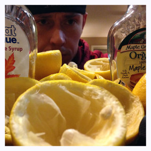 The price and amount of ingredients for the Beyonce Lemon Detox Diet is shocking