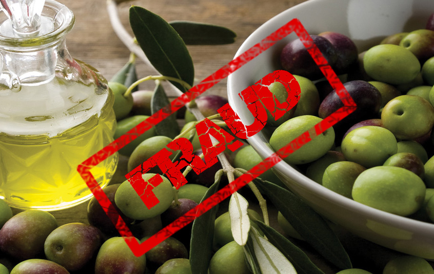 "The olive oil industry has been exposed to be highly fraudulent and not living up to ""Truth in Labeling"""