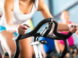 Cycling as a form of exercise