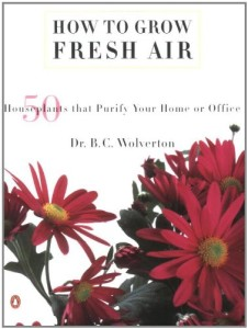 How to Grow Fresh Air: 50 House Plants that Purify Your Home or Office by B.C. Wolverton