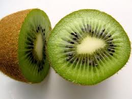 Kiwi fruit are relatively high in good omega-3 PUFA
