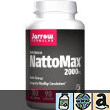 NattoMax Nattokinase by Jarrow Formulas
