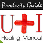 UTI Healing Manual – Products Guide